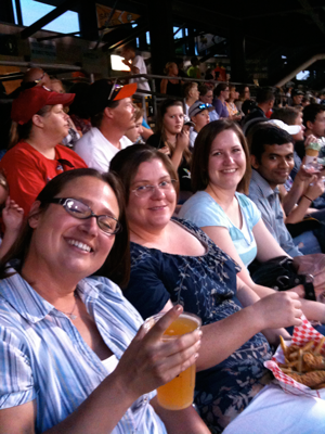Bees Game 2011 2